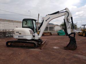 Excavadora 442
